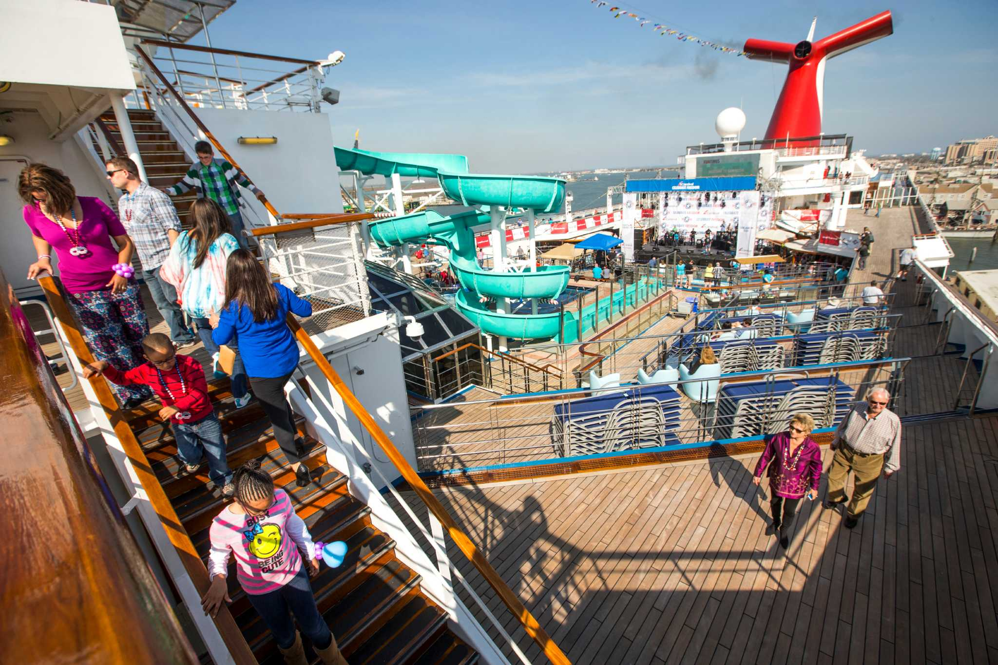 Cruise ships on coronavirus: Do not board if you've been to China