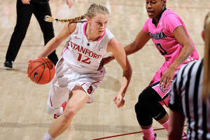 McPhee's time finally arrives for Stanford women's team - Photo