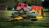 AP source: Harrison Ford crash-lands plane on golf course - Photo