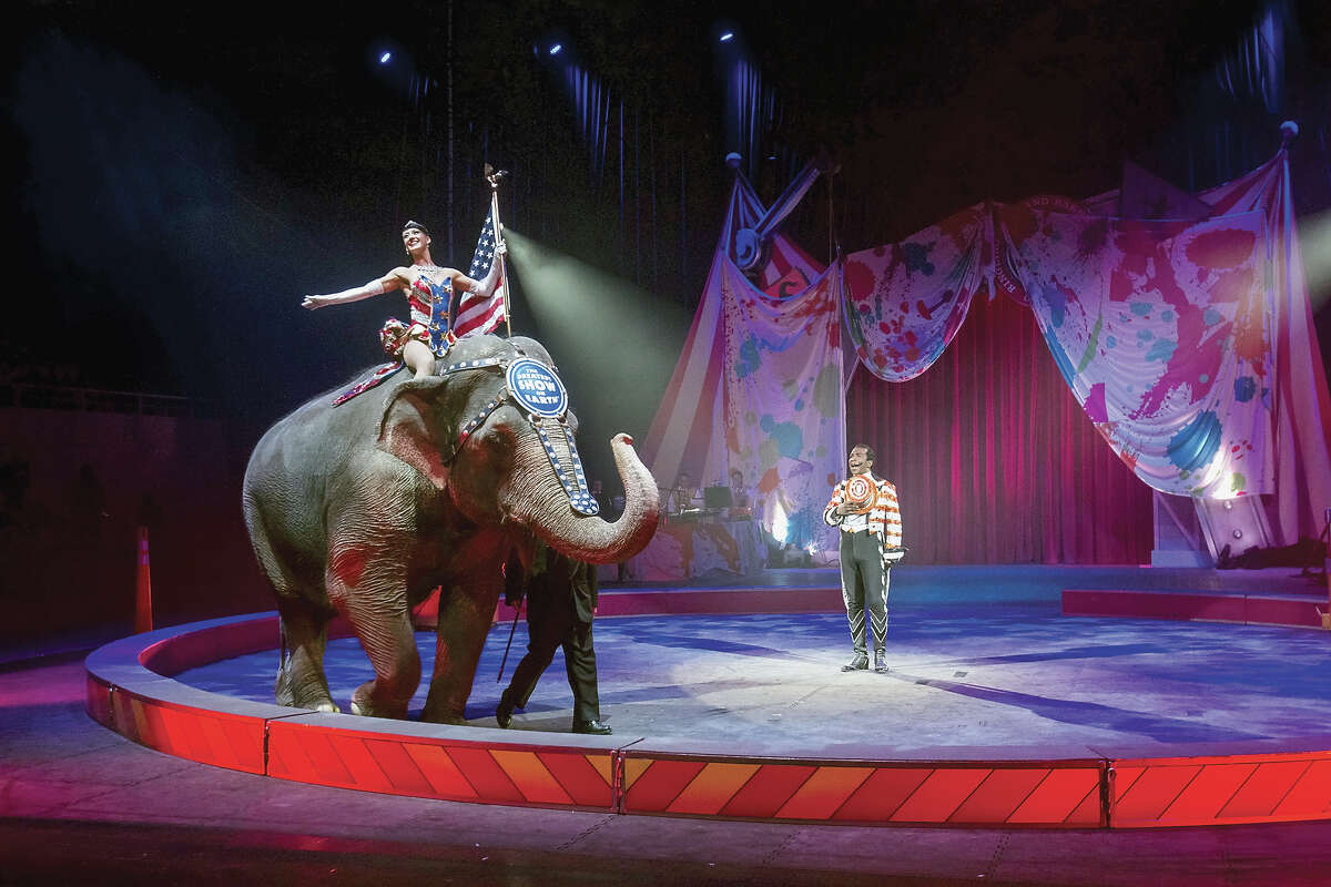 Ringling Brothers and Barnum & Bailey Circus Extreme will be at the XL Center in Hartford on Friday, Saturday and Sunday. Find out more.