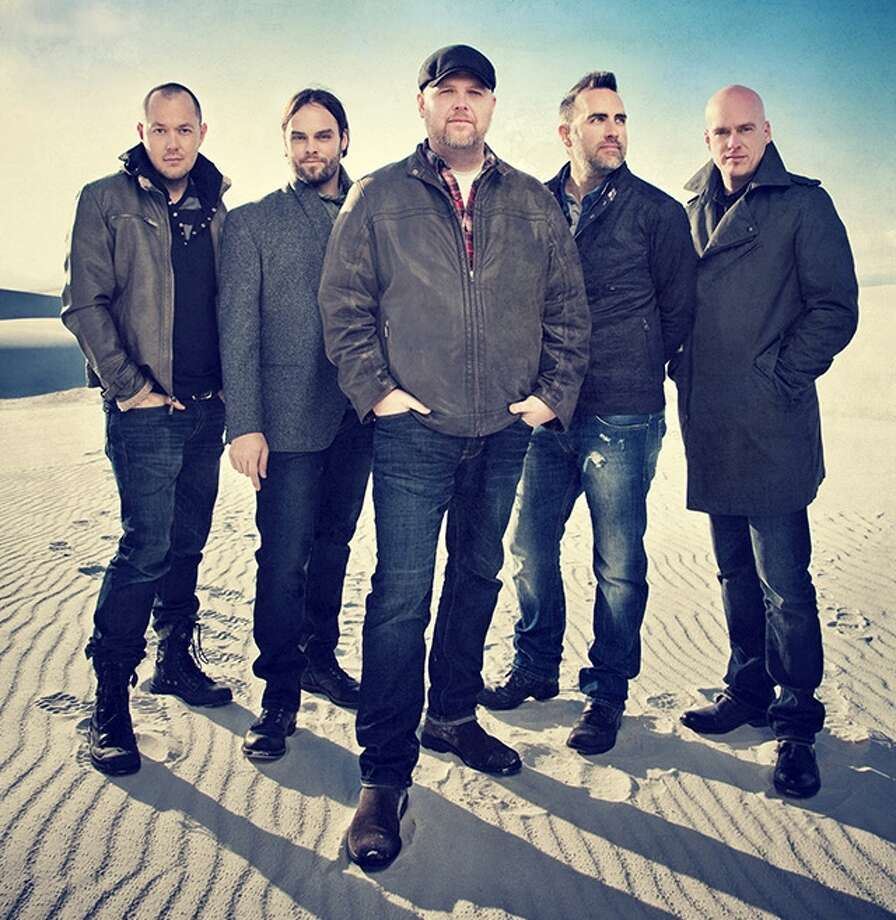 """""""Welcome to the New"""" is the eighth studio album by Christian contemporary band MercyMe. Photo: Fair Trade Services"""