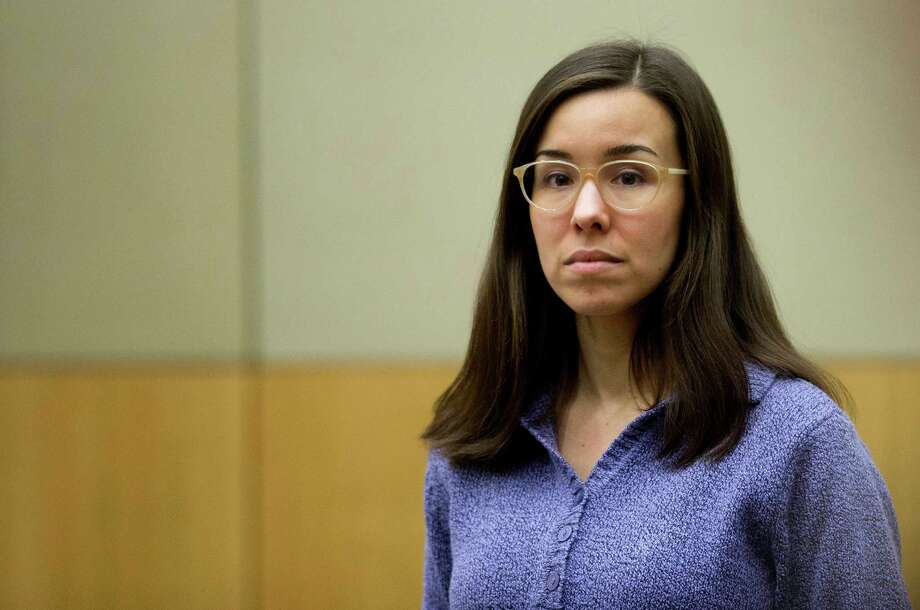 Jodi Arias could get  a life term with possible release after 25 years. Photo: Cheryl Evans /Associated Press / ARIZONA REPUBLIC