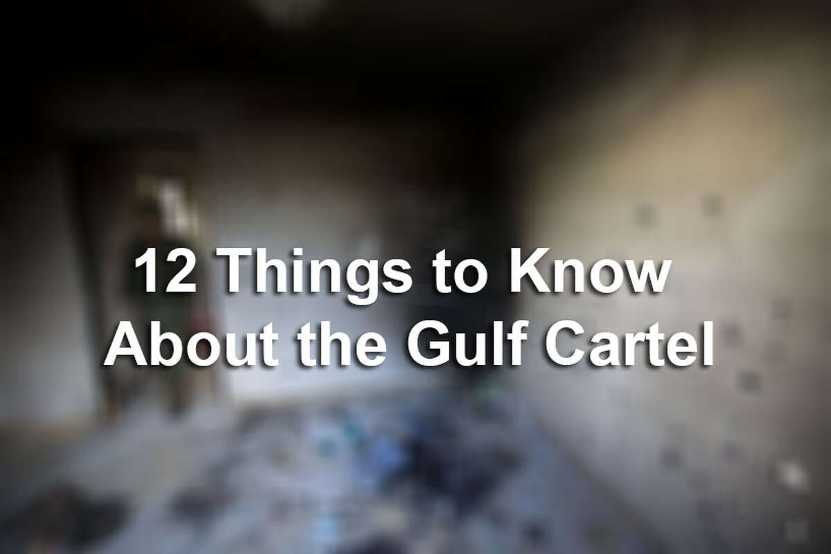 12 things to know about the Gulf Cartel