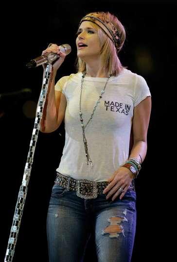 Miranda Lambert Performs At Rodeohouston On Thursday