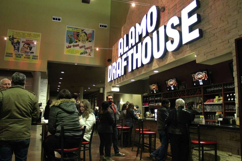 Movie Theater: Alamo Drafthouse618 NW Loop 41022806 U.S. 2811255 SW Loop 410Click through the slideshow to view the best attractions, shops and other non-food-related winners in the Alamo City, according to Express-News readers.
