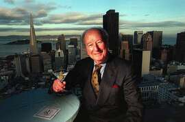 History: FILE--Pulitzer Prize-winning San Francisco Chronicle columnist Herb Caen, who chronicled his adopted city for nearly six decades to become its most recognized symbol of the good old days, is shown against the San Francisco skyline in this undated file photo.  Caen died Saturday morning, Feb. 1, 1997, of lung cancer at the Pacific Medical Center in San Francisco. (AP Photo/San Francisco Chronicle, File) FILE--Pulitzer Prize-winning San Francisco Chronicle columnist Herb Caen, who chronicled his adopted city for nearly six decades to become its most recognized symbol of the good old days, is shown against the San Francisco skyline in this undated file photo. Caen died Saturday morning, Feb. 1, 1997, of lung cancer at the Pacific Medical Center in San Francisco. (AP Photo/San Francisco Chronicle, File)