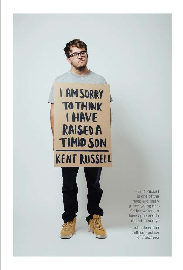 Kent Russell, will be at the University at Albany on Thursday, March 12, 2015, to read from his work and lead an informal seminar, as part of the New York State Institute series of visiting writers.