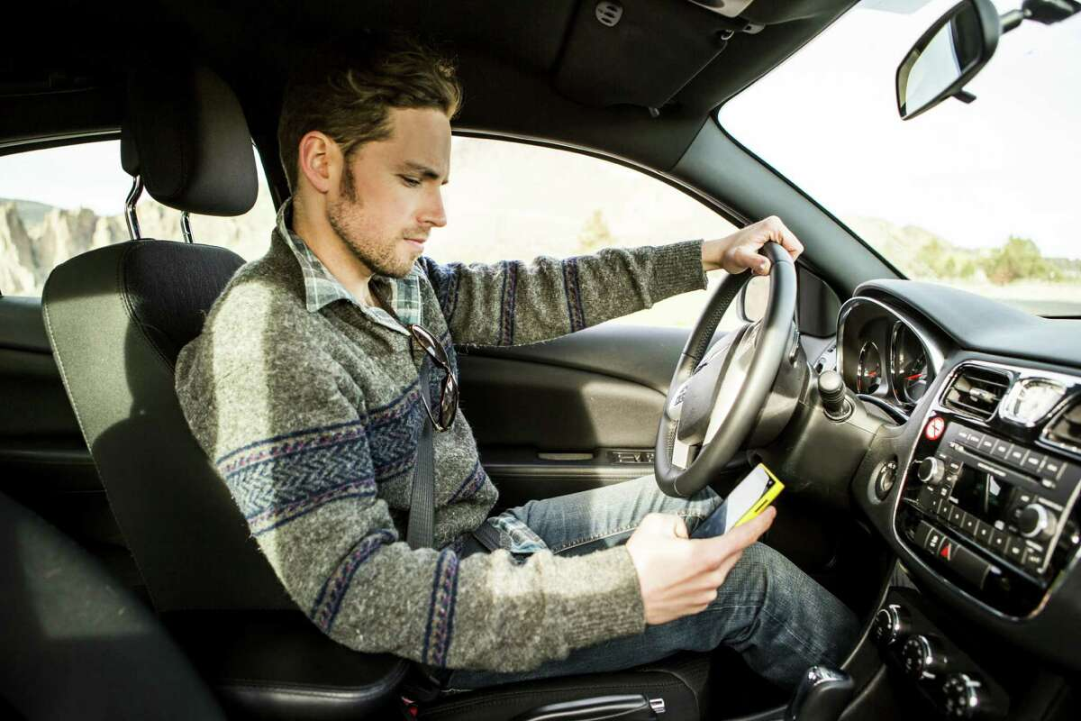 Eliminate distractions while driving This includes the use of mobile devices.