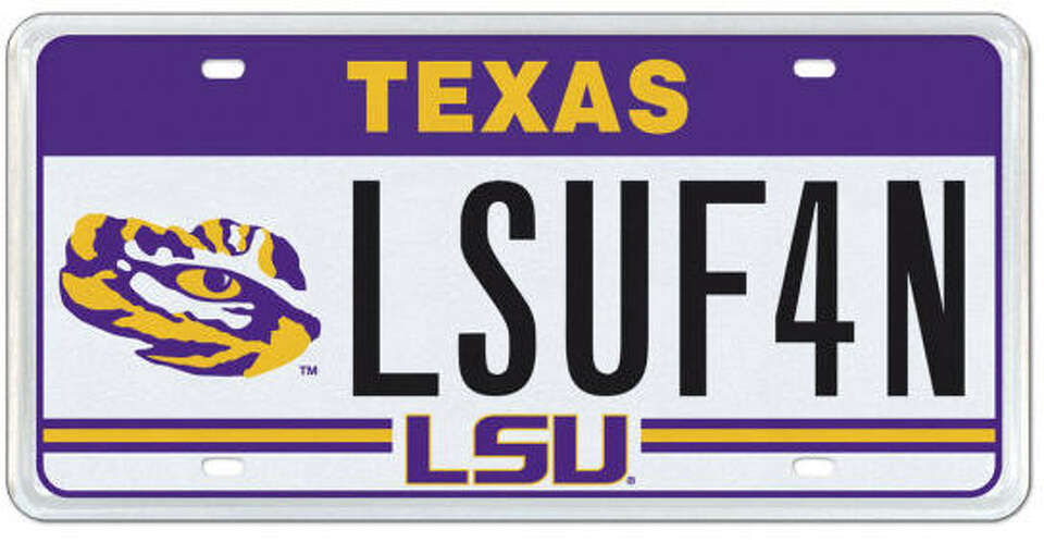 this custom texas license plate is up for auction through april 6 2015 at. Black Bedroom Furniture Sets. Home Design Ideas
