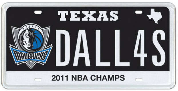 license plate auction is a texas sports fan 39 s dream houston chronicle. Black Bedroom Furniture Sets. Home Design Ideas