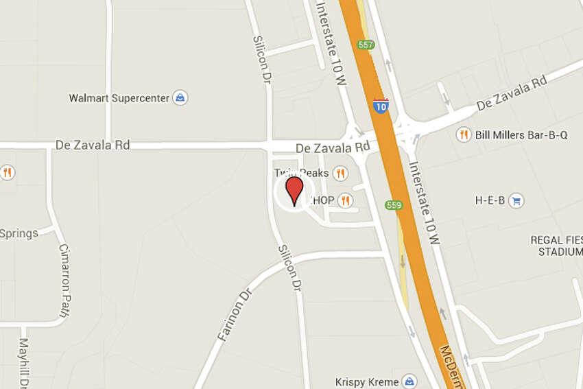 46TH ST. PIZZERIA: 12730 IH 10 W San Antonio , TX 78249 Date:02/24/2015 Demerits:14