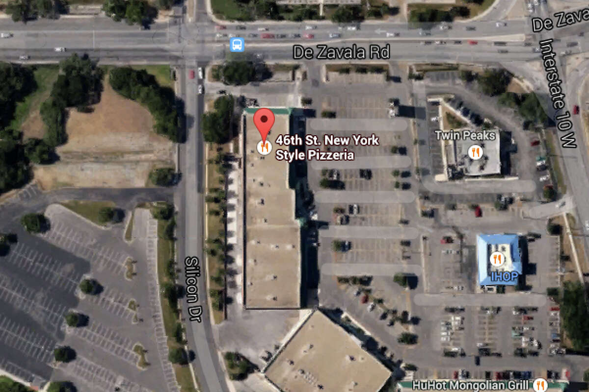 46TH ST. PIZZERIA: 12730 IH 10 W San Antonio , TX 78249 Date: 02/24/2015 Demerits: 14 1 229.164 (o) (4) (A) (ii) - 22 one person per shift must be food manager certified, schedule right away. 24 229.165 (h) (2) thermometer available. Food temperature measuring device not provided and readily accessible for use in ensuring attainment and maintenance of food temperatures. 229.165 (h) (3)thin probe available. A temperature measuring device with a suitable small-diameter probe that is designed to measure the temperature of thin masses not provided and readily accessible to accurately measure the temperature in thin foods. Predefined Comment 27 Ch 13, Art II, section 13-26 Display permit. 229.171(f)permit required. Need to post current license.
