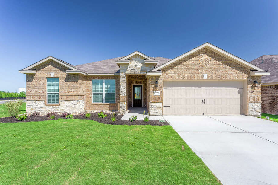 New, move-in ready homes are available at Ranch Crest this weekend.