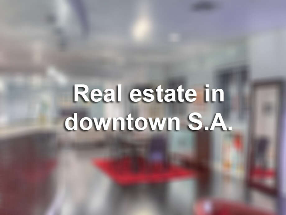What's better than visiting downtown San Antonio? Living there. We've listed 20 condominiums and town homes in the downtown area that are currently for sale. While their locations vary from Southtown to near the Alamodome, these homes are the perfect location for urbanites.Click through the slideshow to see 20 condominiums and town homes located in downtown San Antonio. Photo: File