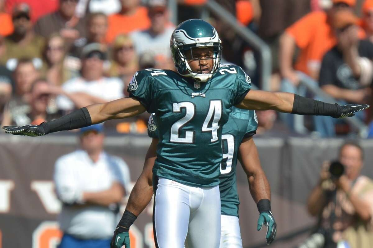 Nnamdi Asomugha, Eagles Position: Cornerback When: 2011 Contract: Five years, $60 million ($25 million guaranteed) Why he's a bust: He was part of the infamous Eagles