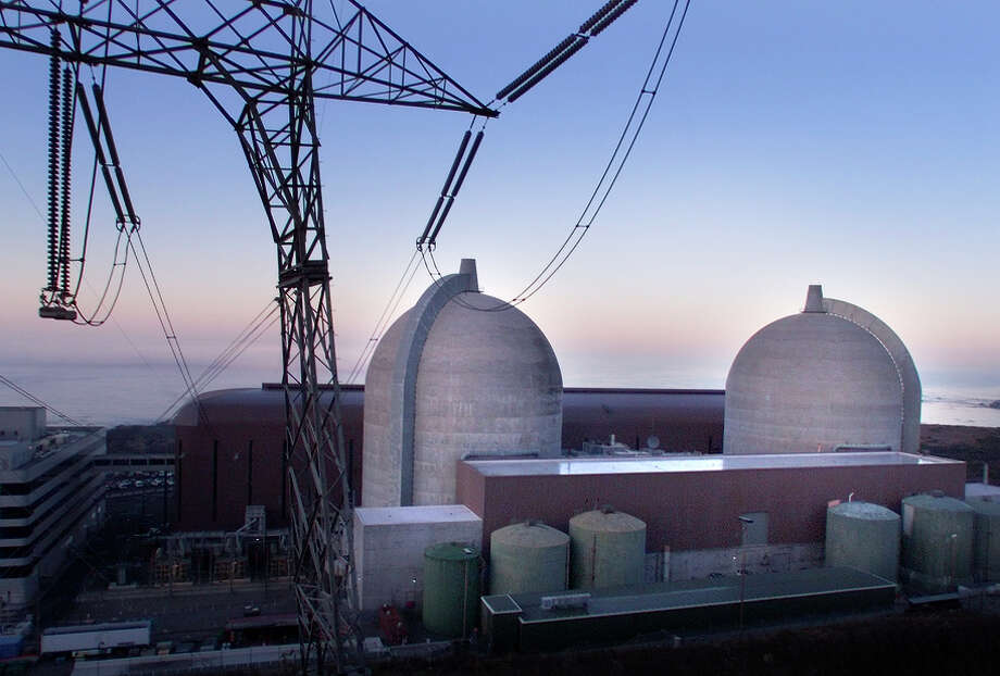 The Diablo Canyon nuclear power plant was built before faults were discovered surrounding the area along the coast. Photo: VINCE MAGGIORA / SFC / SAN FRANCISCO CHRONICLE