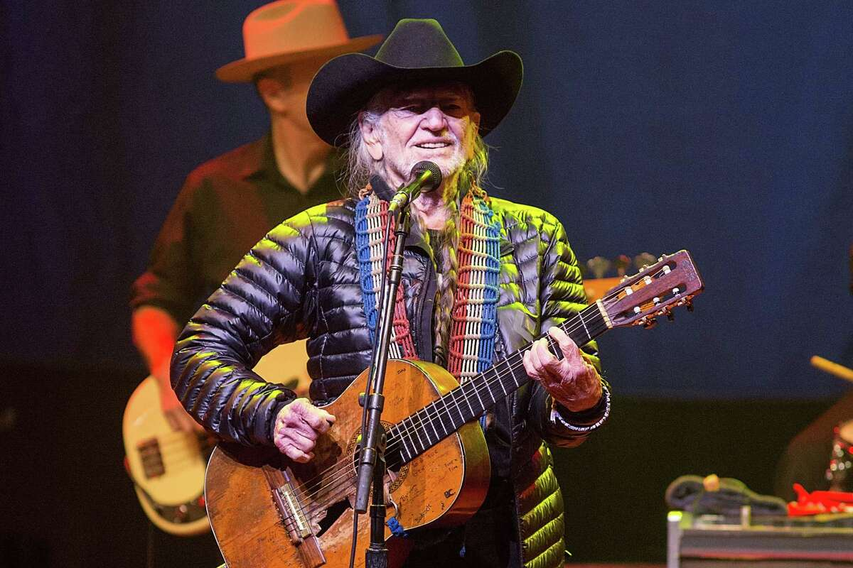 March 14 - Willie Nelson & Family