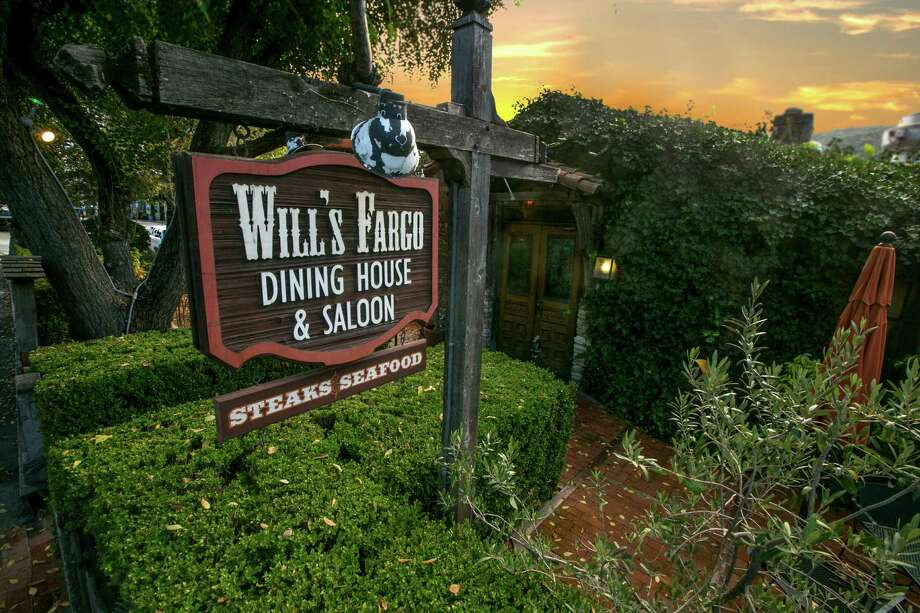Will's Fargo steak house in Carmel Valley started life in 1928 as a teahouse and was turned into a steak house in 1959. It remained relatively unchanged until new owners gave it some TLC.