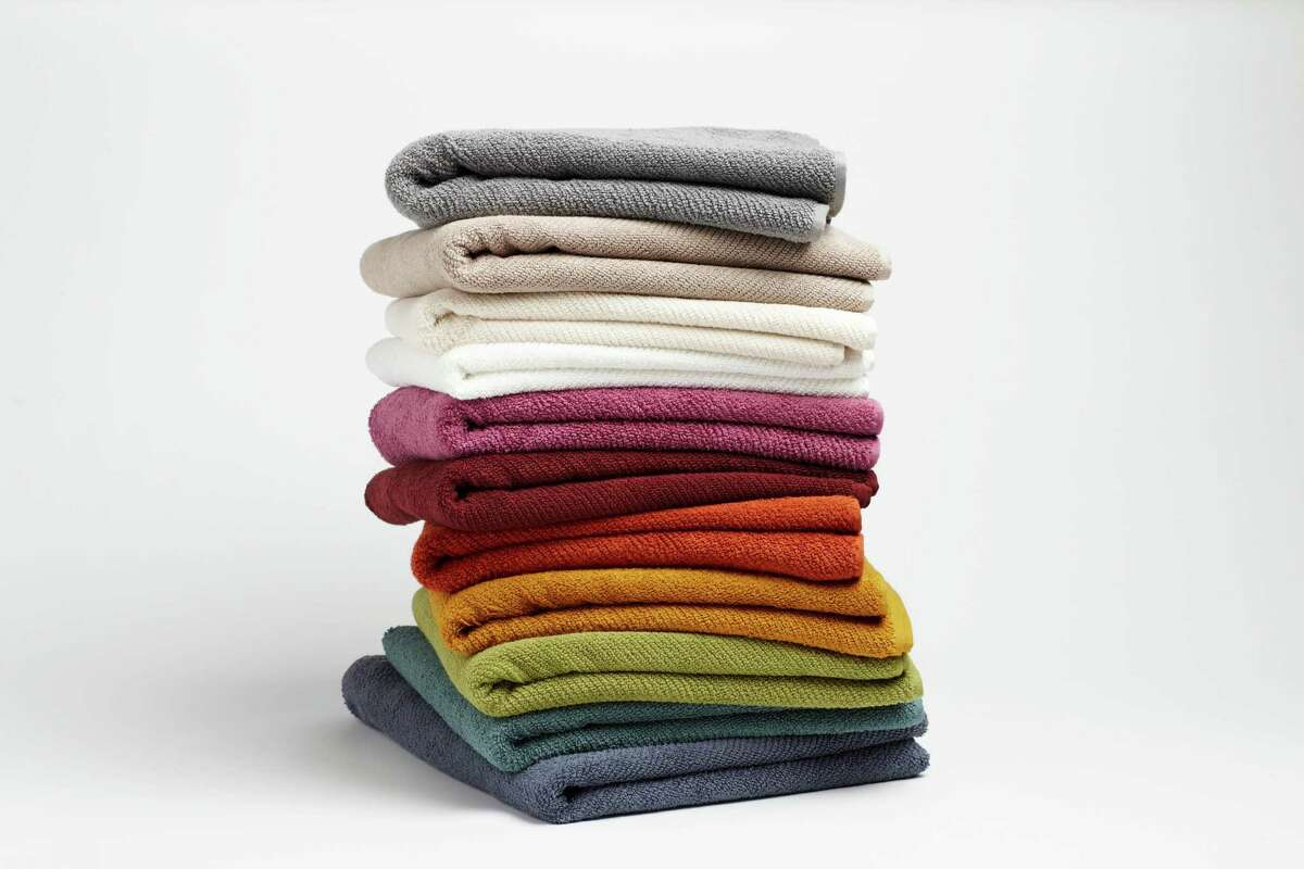 Coyuchi's new Air Weighté´ Towel Collection has earned the first-ever Fair Trade USA certification for towels in North America.
