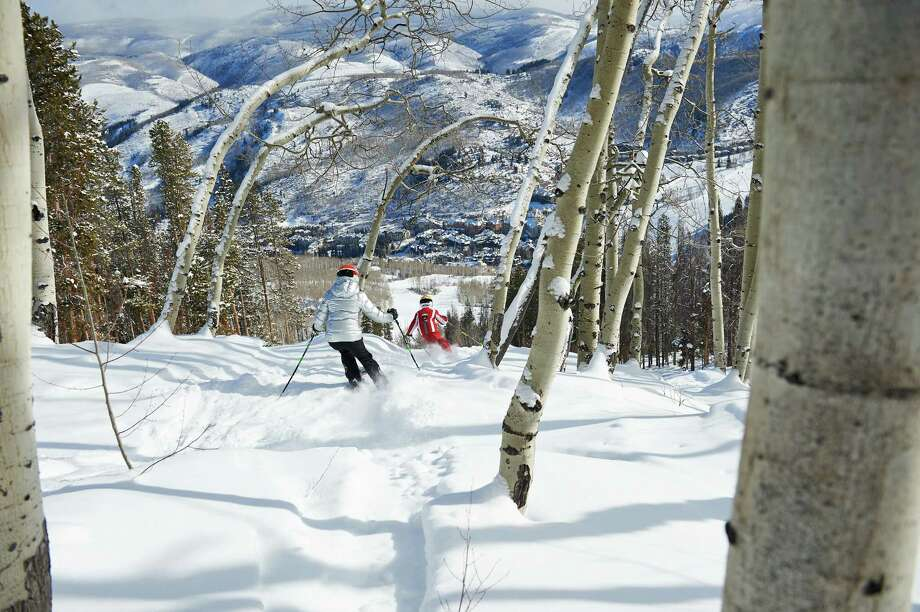 Beaver Creek is a more intimate Colorado resort with 1,832 skiable acres for all levels. Photo: Jack Affleck / Vail Resorts