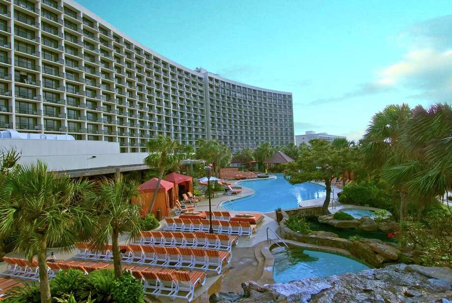 The San Luis Resort in Galveston is offering a slew of family-savvy on-site activities for Spring Break.