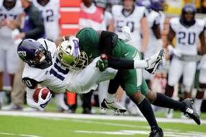 TCU, Baylor ranked in top 5 in coaches' poll - Photo