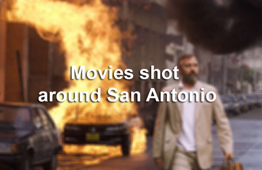 Click through to see the movies that were shot in and around San Antonio. Photo: GLEN WILSON, File Photo / AP2004