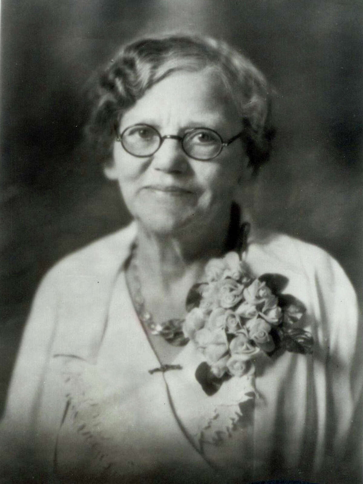 Florence Butt, whose grocery store in Kerrville in 1905 was the foundation of the H-E-B chain. She died at age 89 in 1954.