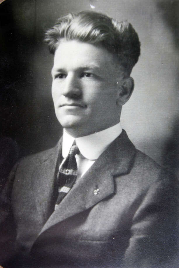 Howard E. Butt Sr. in 1924, the same year he married Mary Holdsworth on Dec. 4 at the First Methodist Parsonage in Kerrville. Born on April 9, 1895, he was 29 years old. Photo: Courtesy Photo