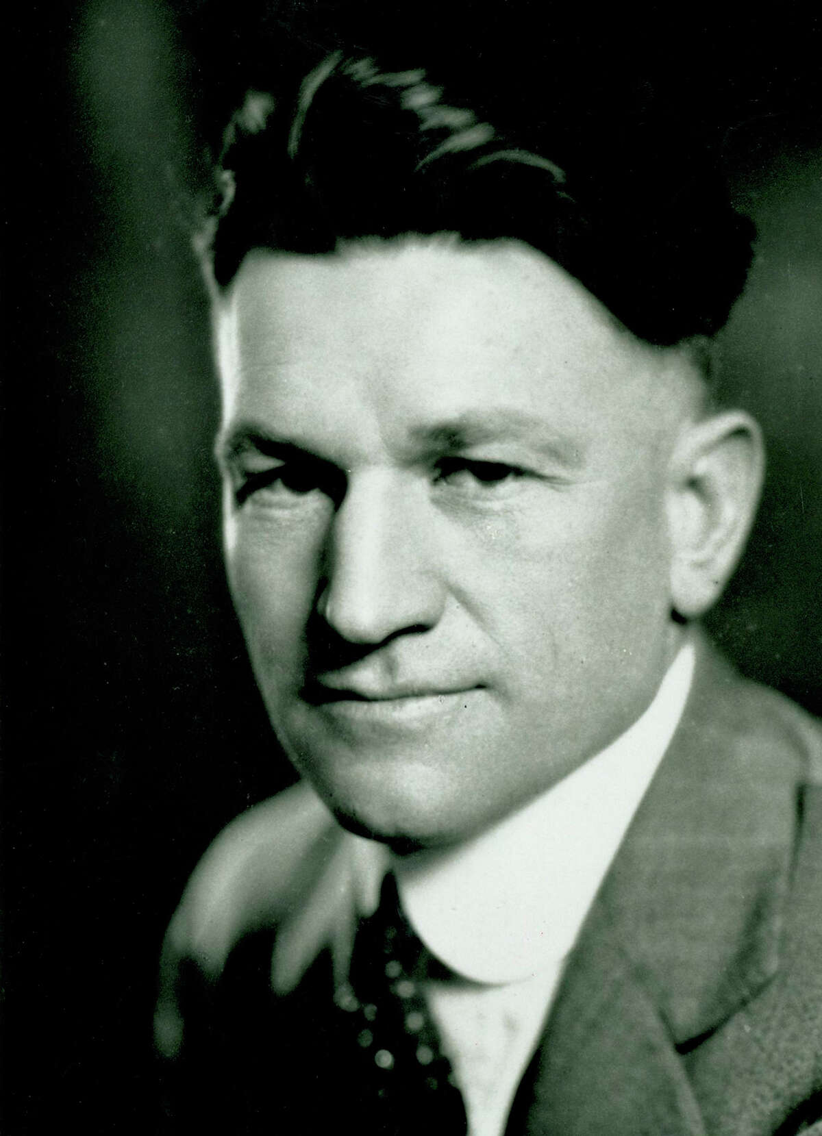 A youthful Howard E. Butt Sr. in a photo taken in 1935.