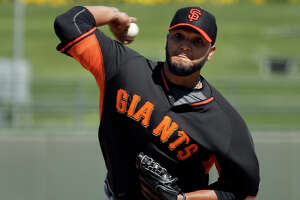 Giants beat: Aoki to step in for Pence in right field - Photo