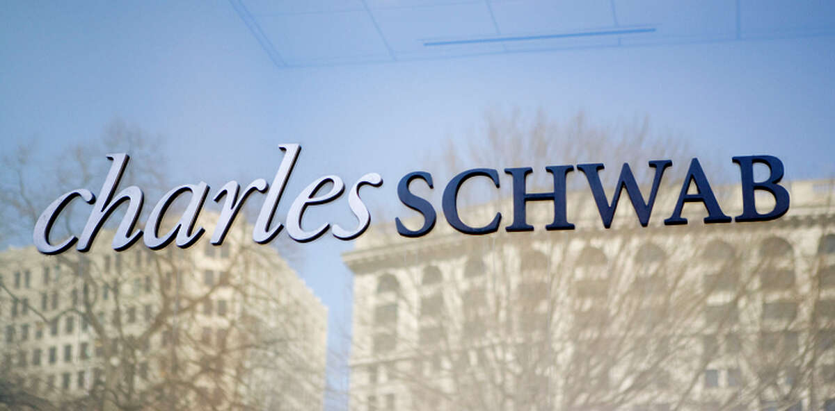Fortune names the World's Most Admired Companies 50. Charles Schwab San Francisco, Calif. Source:Fortune
