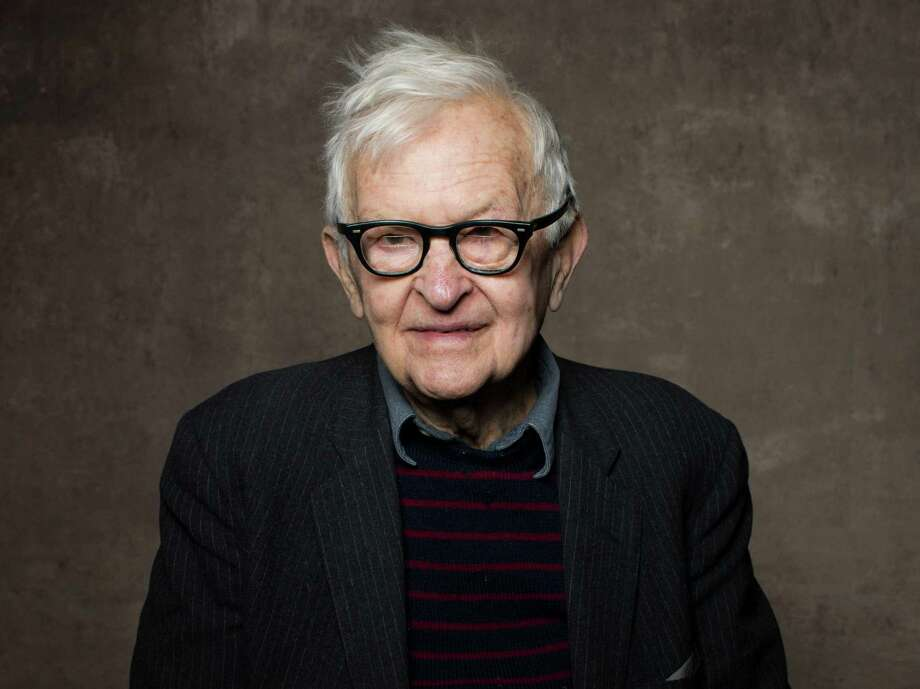 """FILE - In this Jan. 21, 2013 file photo, filmmaker Albert Maysles poses for a portrait during the 2013 Sundance Film Festival to promote his film, """"Focus Forward"""" in Park City, Utah. Maysles, known for his works of """"cinema verite"""" in the 1960s and '70s, including the Rolling Stones documentary """"Gimme Shelter"""" and """"Salesman,"""" about a traveling Bible salesman, died Thursday, March 5, 2015 in New York. He was 88. (Photo by Victoria Will/Invision/AP, File) ORG XMIT: NYET503 Photo: Victoria Will / Invision"""