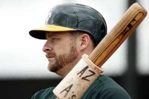 Stephen Vogt almost ready to play - Photo