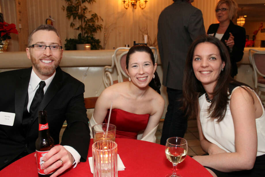 Were you Seen at the Albany Ad Club's 2015 Addy Awards Dinner at Michael's Banquet House in Latham on Friday, March 6, 2015? Photo: Red Carpet Entrances