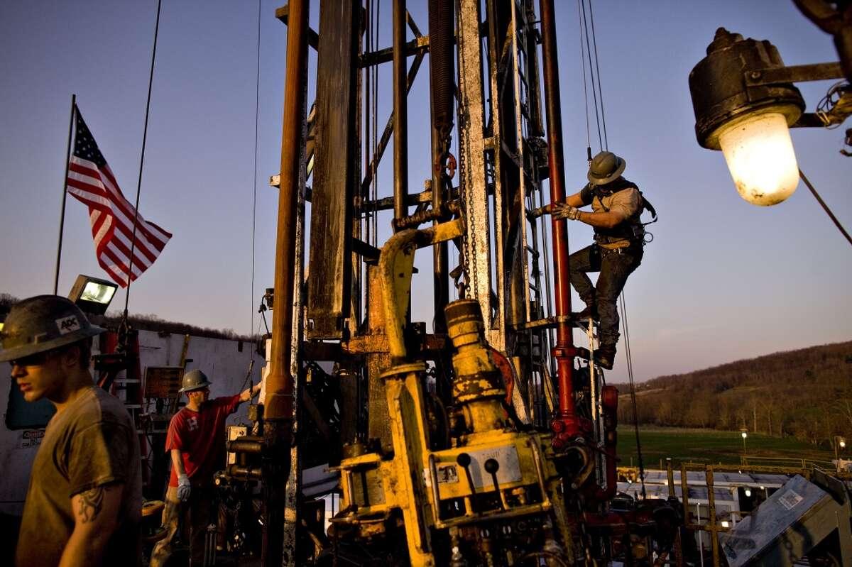 No. 2, United States 58 billion barrels