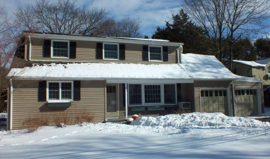 The property at 22 Clinton Ave. is on the market for $729,000. Photo: Contributed Photo / Westport News