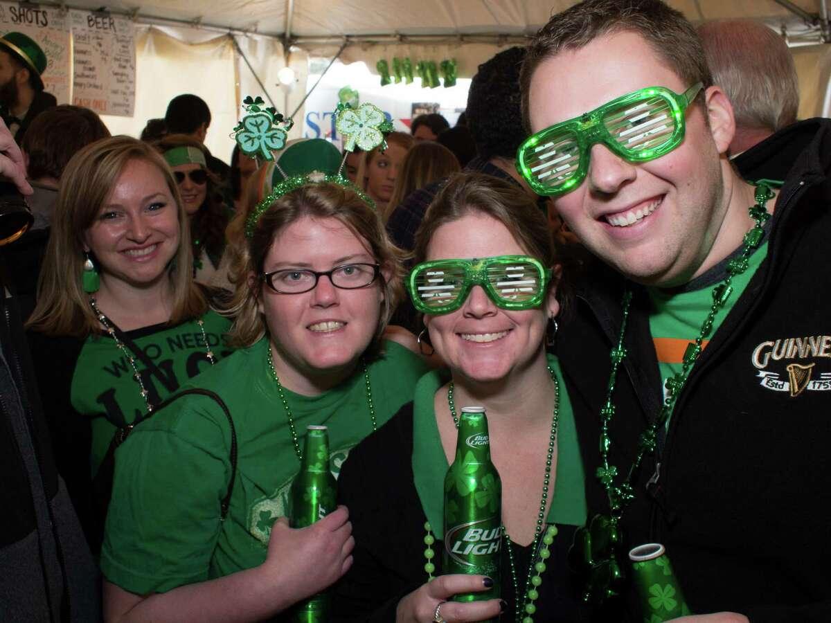 St. Patrick's Day Block Party at Tigin Irish Pub Date: March 16-17, 2019 | Time: All day Where: Tigin Irish Pub, Stamford More info