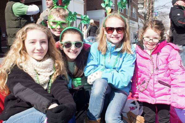 Stamford's annual St. Patrick's Day Parade was held on March 7, 2015. Were you seen celebrating in downtown Stamford and at Tigin Irish Pub?
