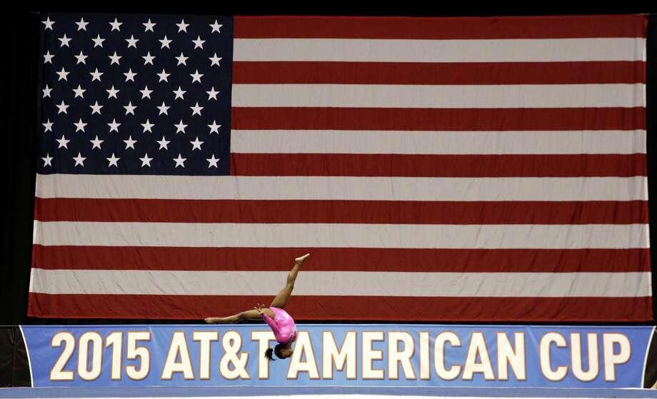 Simone Biles Photo: LM Otero, Associated Press / AP