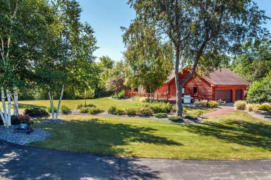 J.J. Watt's Wisconsin cabin. Photo: Courtesy