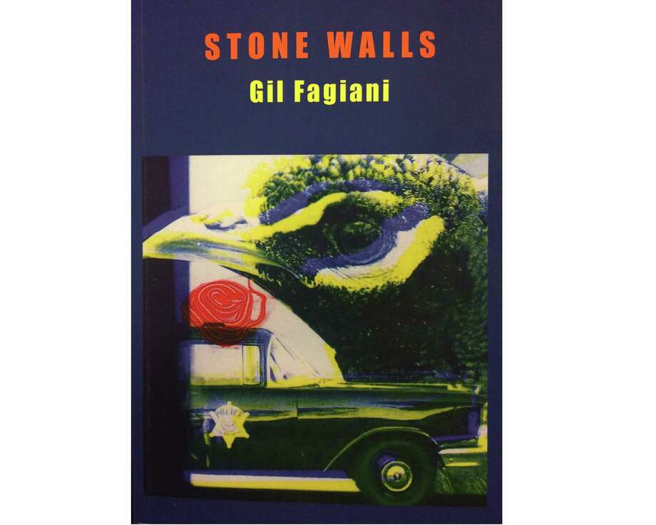 Poet and Stamford native Gil Fagiani wrote a book of poems titled Stone Walls. It was published in 2014 by Bordighera Press, which specializes in literature written by American authors of Italian descent. The publishing house was started by two former Stamford residents. Photo: Bordighera Press, Contributed / Connecticut Post Contributed