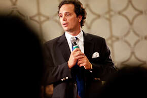 "Former state GOP Chairman Tom Del Beccaro says Republicans aren't ""going out and talking to the American people."""