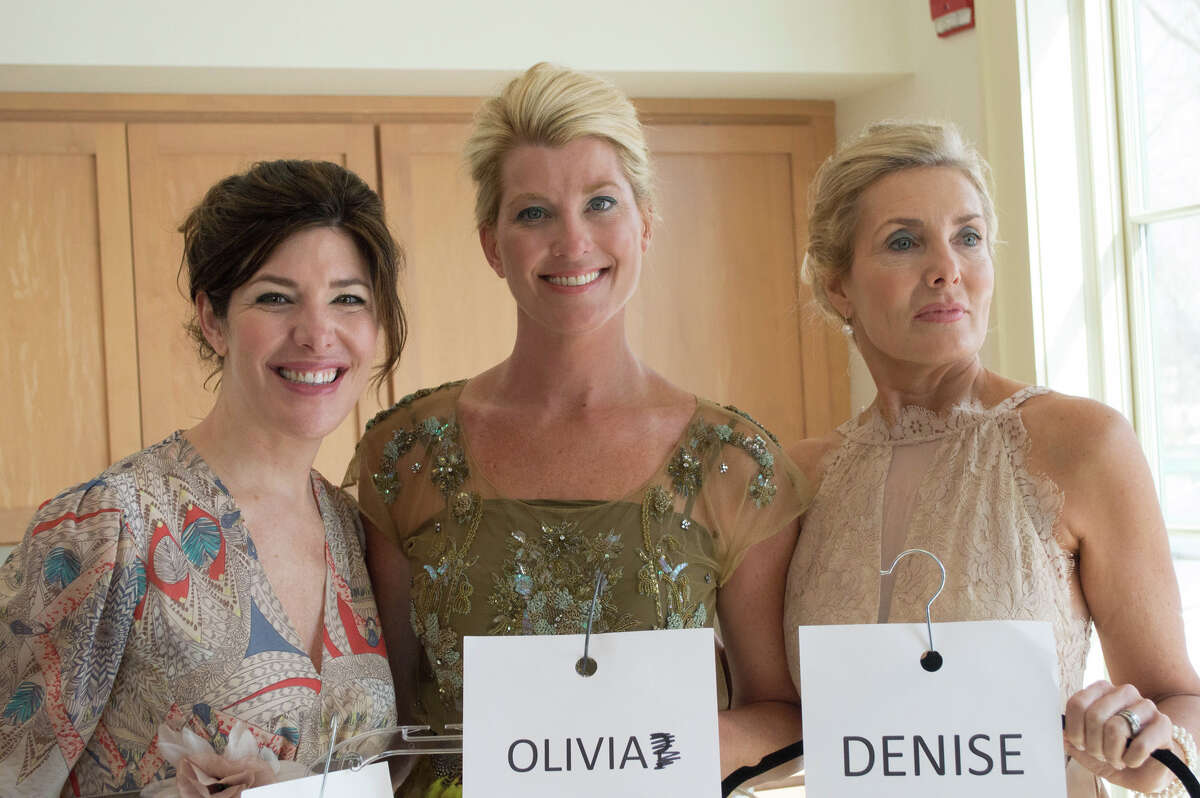 The Fairfield Museum and History Center held a Fashion & Fantasy Mimosa Brunch on March 8, 2015. Models strutted down the runway in fashions by New York designer and Fairfield native, James Coviello, while guests enjoyed brunch. Were you SEEN?