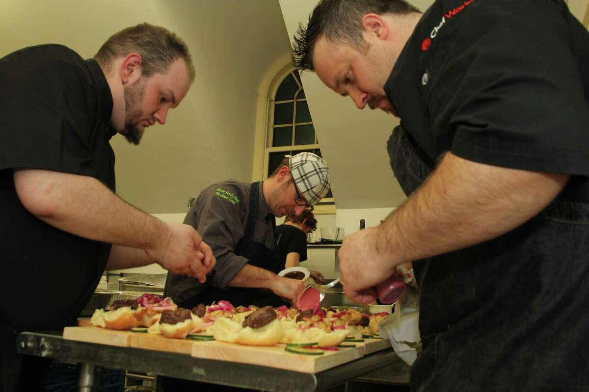 On Saturday, Chef Plum and Ergo Chefwill hold the second installment of Food Fight, Danbury's underground culinary competition. Find out more.