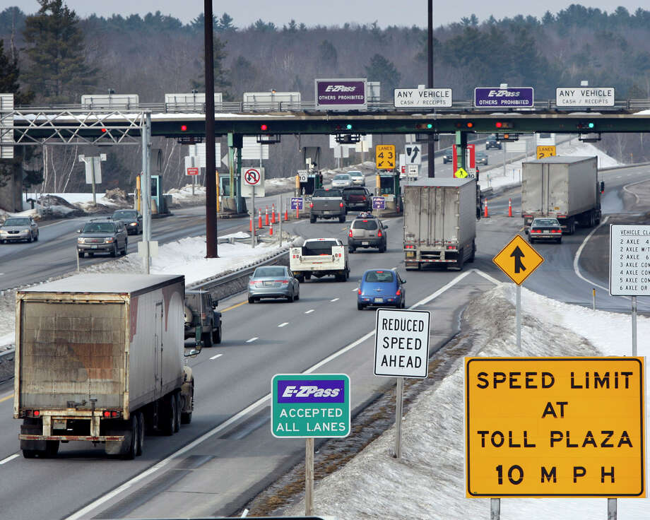 Connecticut once again considers the generation-old question of whether or not to bring back tolls. Photo: Robert F. Bukaty, AP Photo/Robert F. Bukaty, File / Associated Press