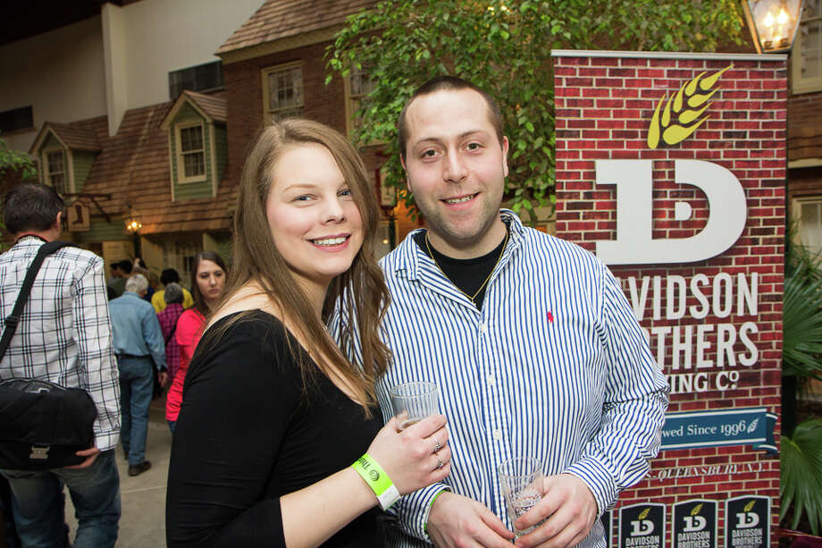 Were You Seen at the Annual Craft New York Brewers Festival, an event organized by the New York State Brewers Association (NYSBA), at The Desmond Hotel in Colonie on Saturday, March 7, 2015? Photo: Brian Tromans