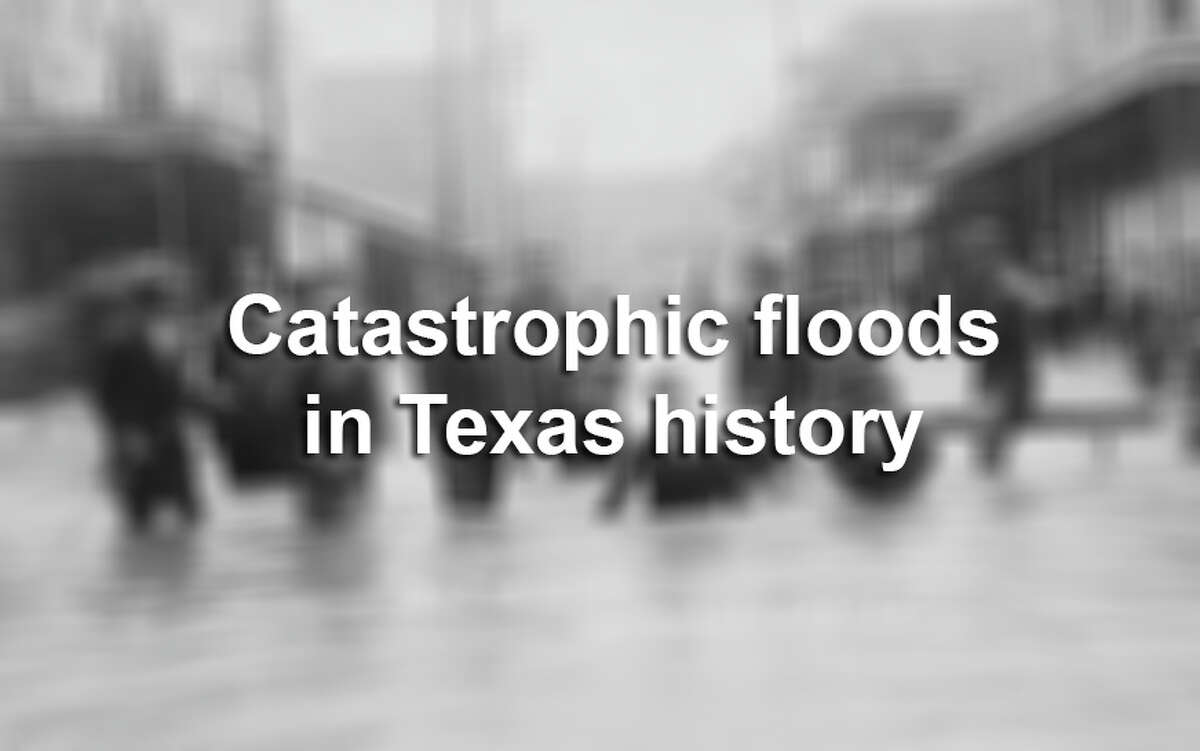Texas has been hit with dozens of major floods throughout the years, which have caused hundreds of deaths and billions of dollars in damage. Keep clicking to see the most catastrophic floods in Texas' history, since 1913.