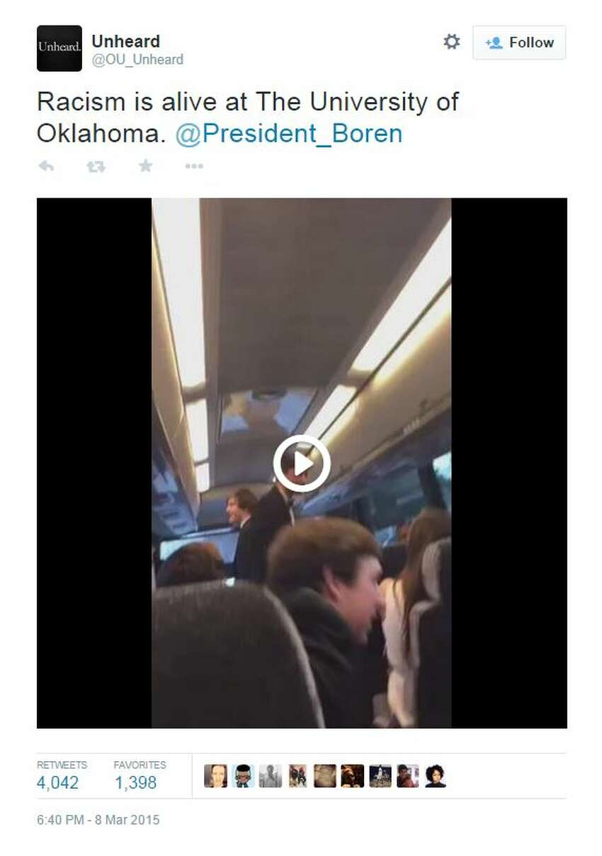 2.Who leaked the video? A student organization called Unheard, which describes itself on Twitter as