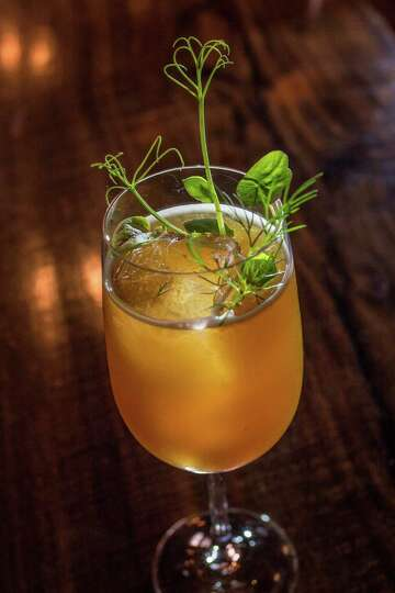 What's your cocktail safe word? Verbena pushes boundaries